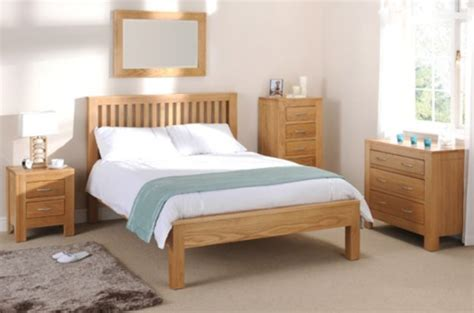 modern oak bedroom furniture designed for your house