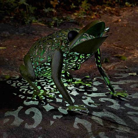 Smart Garden Solar Frog Light On Sale Fast Delivery Solar Frog Light