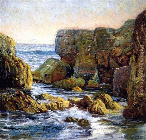 laguna paintings for sale rocky cove laguna by joseph kleitsch joseph kleitsch