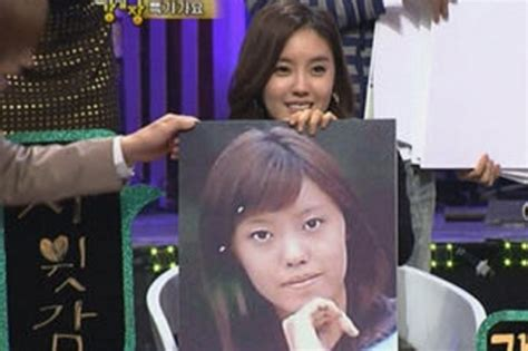 korean actress that did plastic surgery korean celebrities that owned up to their cosmetic