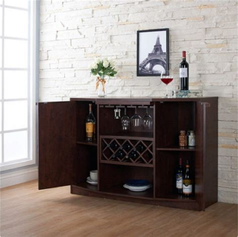 firefly hollow bar cabinet with wine storage dining room bar cabinet with wine storage bar