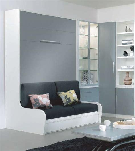 canapé lit armoire armoire lit escamotable cus jacquelin autoporteur avec