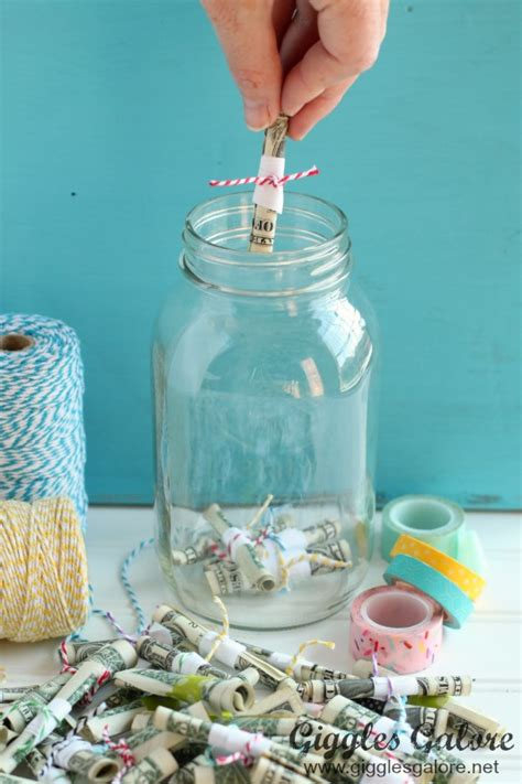 Ee  Money Ee   Jar Birthday  Ee  Gift Ee   Idea Reasons Why We Love You