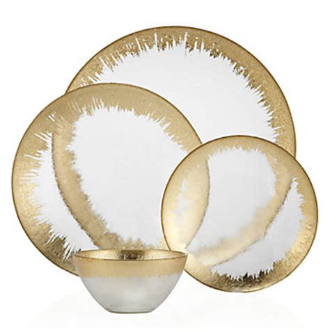 Solaris Dinnerware   Sets of 4   Natural Entertaining