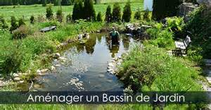 construire bassin ext 233 rieur 201 tang ou jardin d eau plans