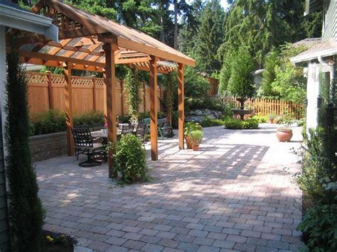 Patio Pictures Ideas Backyard Backyard Patio Ideas