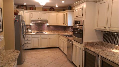 refinishing painting kitchen cabinets 1 cabinet refinishing contractors in port orange
