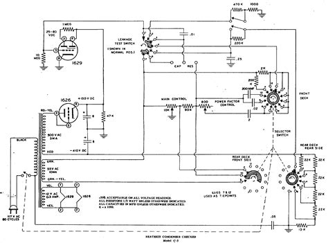 capacitor testing on cro how to test capacitor using cro 28 images diy capacitor leakage tester 12 x 8uf 8 0mfd 8uf