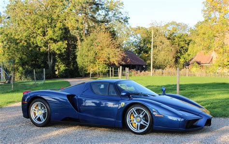 2004 ferrari enzo sold elms collection