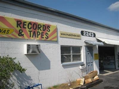 St Petersburg Records Bananas Records St Pete Fl Independent