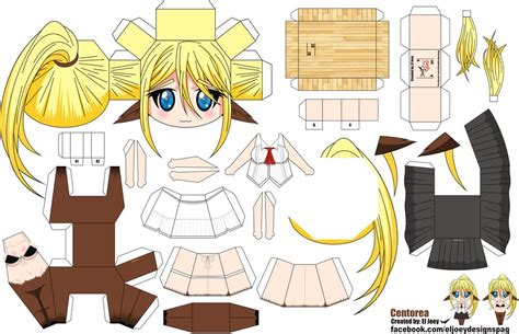 Paper Crafts Anime - hazlo tu mismo papercrafts de anime y m 225 s segunda parte