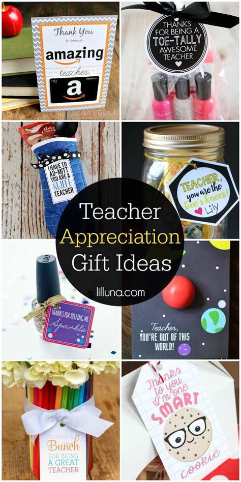 gift ideas for appreciation gift ideas