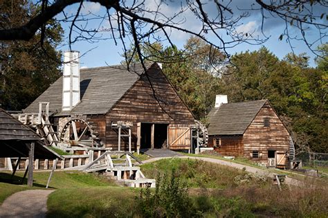 bobblehead at saugus iron works foto s reisverslag 2011 oostkust