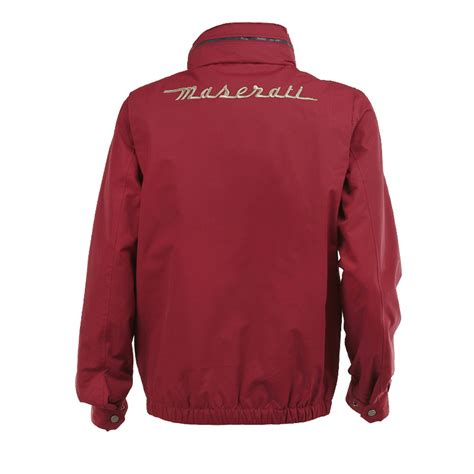 Maserati Jacket by La Martina Windbreaker Jacket Ebay