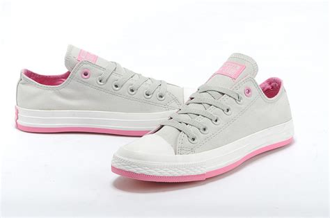 converse shoes comfortable healthy women buy comfortable new low converse gray pink