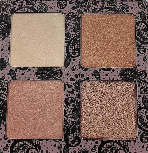 Creations Sweet Glow Highlight Palette glow highlight palette creations cosmetics