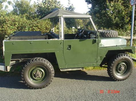 Sale Targus Click In Series Mini 123 Original Bla land rover lightweight 2a sold 1971 on car and classic