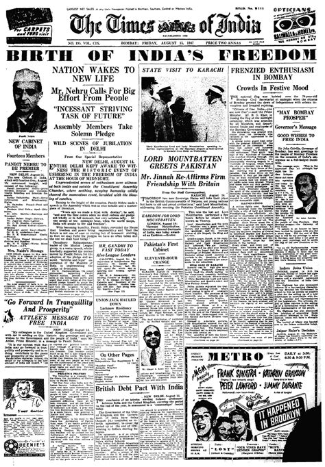 We got Independence!!! 15-Aug-1947 | Mysteries Explored