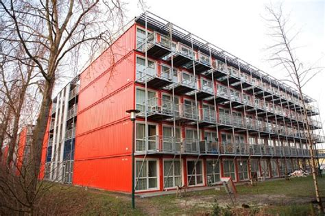 cheap appartments in amsterdam low income shipping container housing in amsterdam