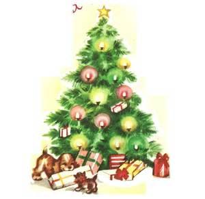 Vintage Christmas Tree vintage christmas tree victoria b