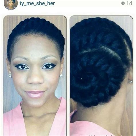 Godmdmess Braidsofnaturalart | 10 images about protective styles for transitioning to