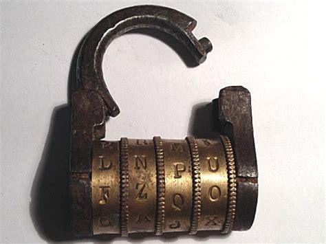 cadenas à code lettres cadenas anciens et leurs clefs histoires des cl 233 s et