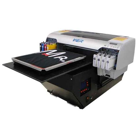 Printer A2 low price new printer wer d4880t a2 direct to garment