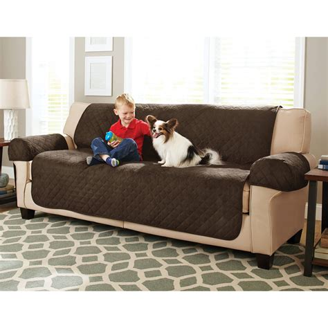 pet slipcovers for sofas reversible quilted furniture