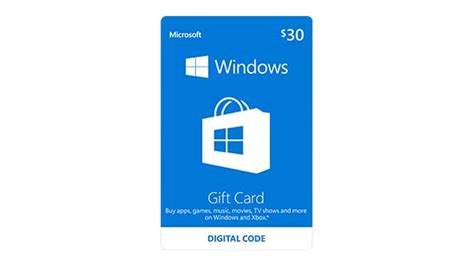 30 Xbox Gift Card - buy 30 windows store gift card microsoft store free shipping free returns