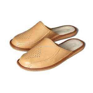 buy leather house slippers mules for model no