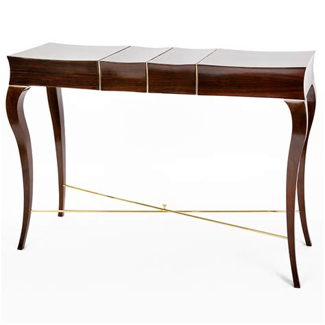 Curved Console Table Luxury Curved Console Table Robson Furniture