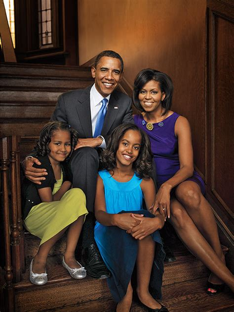 obama s barack obama family photos
