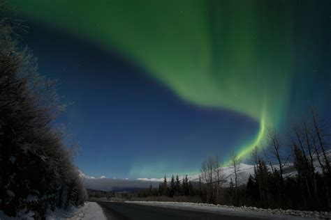 Northern Lights Vacation by Alaska Northern Lights Tour Arctic Circle Alaska Winter
