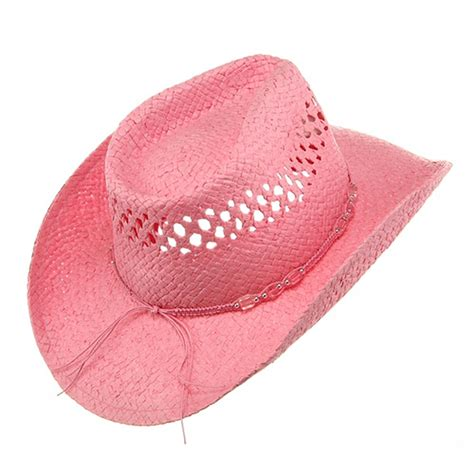 pink outback toyo cowboy hat cowboy outback hat