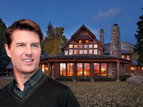 tom cruise mansion tom cruise s colorado 59 million home business insider