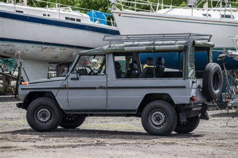 Carriage House Mercedes by 1988 Mercedes 240 Gd