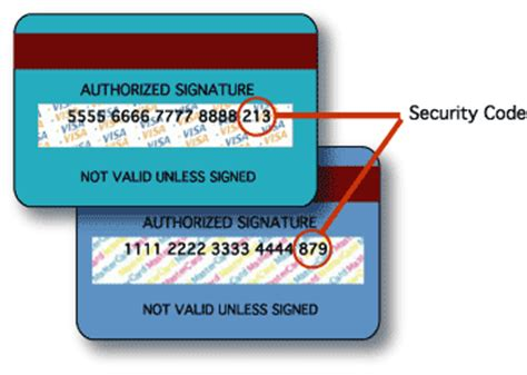 Where Is The Security Code On A Visa Gift Card - what is the card security code