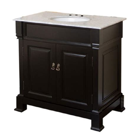 home depot design vanity design element stanton 36 in w x 20 in d vanity in antique white design element stanton 36 in w x 20 in d vanity in