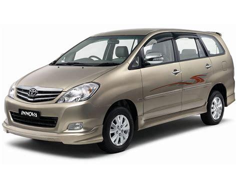 toyota innova 2 5 g diesel 7 seater bsiii price india