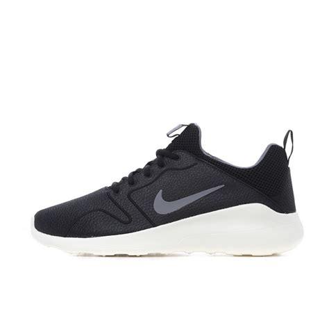 jual sepatu sneakers nike kaishi 2 0 se black original