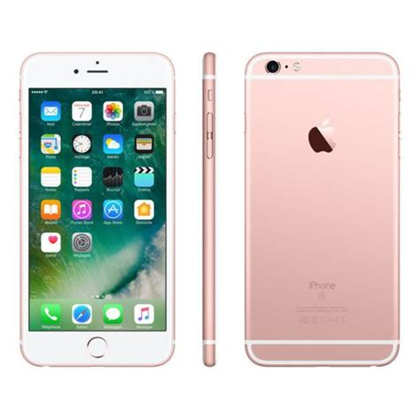 Iphone Reconditionné 6s by Destockage Apple Iphone 6s 64 Go Or Reconditionn 233 Pas Cher Achat Vente Smartphone