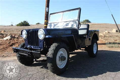 1947 jeep willys for sale 1947 willys cj2a for sale