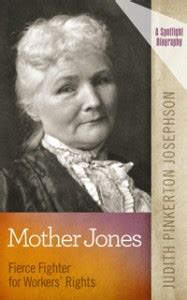 biography mother jones a spotlight biography series nonfiction to inspire young