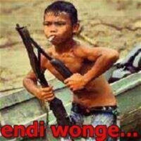 gambar meme perang  fb dp bbm lucu gokil kutazonet