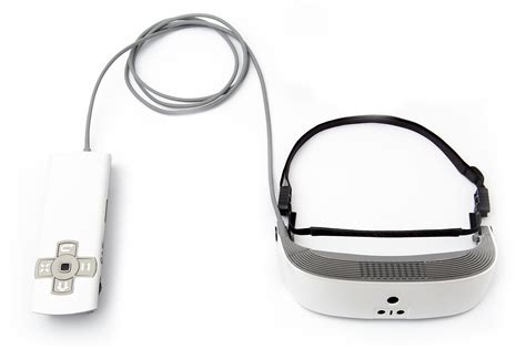 Blind Assistive Technology Esight Technology Electronic Glasses For The Legally Blind