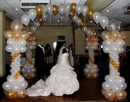 Balloon Designs Pictures: Balloon Arches For Weddings