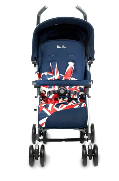 Stroller Silver Cross New Reflex Cool Britannia silver cross buggy reflex 2017 cool britannia buy at