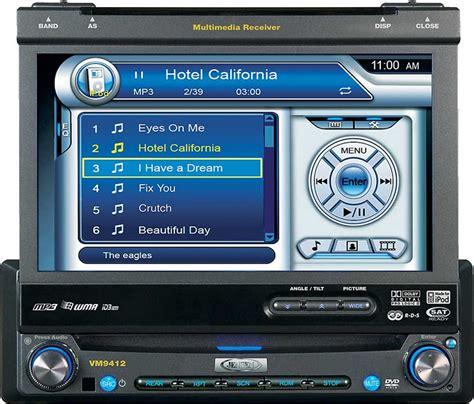 Polk Isonic Hdxm Radio Dvd Player by Vm9412 In Dash Multimedia Dvd Receiver At