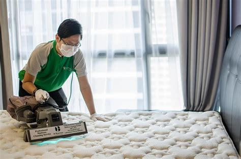 mattress cleaning bed sanitising in singapore de hygienique