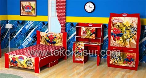 Set Anak By Mds Shop kamar set toko kasur bed murah